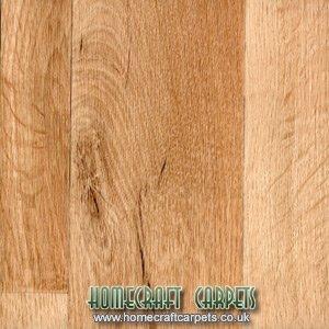 Gea Light Brown Wood Vinyl