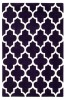 Arabesque Purple Rug