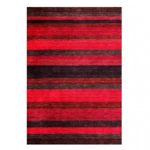 Stripes Red - Winslow Rug Collection