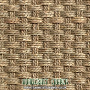 Fine Seagrass Basketweave
