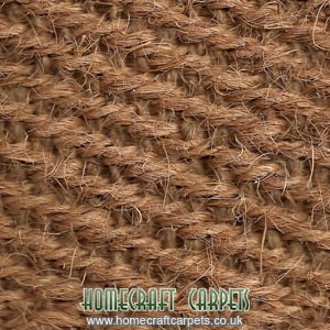Herringbone Natural Coir