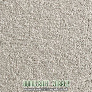 Carousel Silver Bathroom Carpet