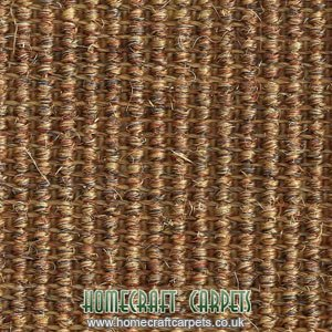 SIsal Mini Boucle Tobacco Carpet