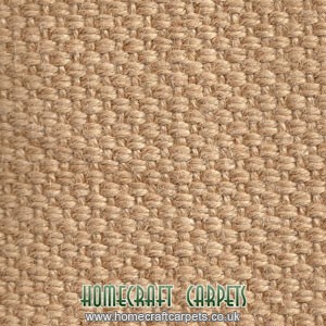 Jute Panama Natural Carpet