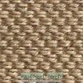 Sisal Tigers Eye Titanium Carpet