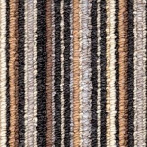 Carbon Striped Carpet