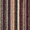 Damson Contemporary Stripe
