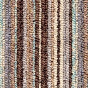 Contemporary Stripe Lavender Carpet
