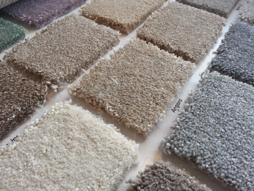 Soft and silky carpets