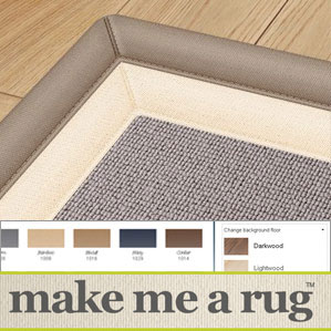 Make Me A Rug - Bespoke Rugs