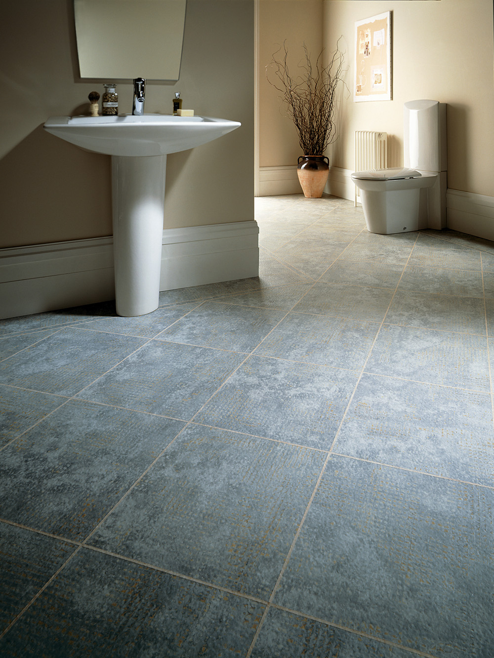 Karndean In Bathrooms Homecraft Carpets
