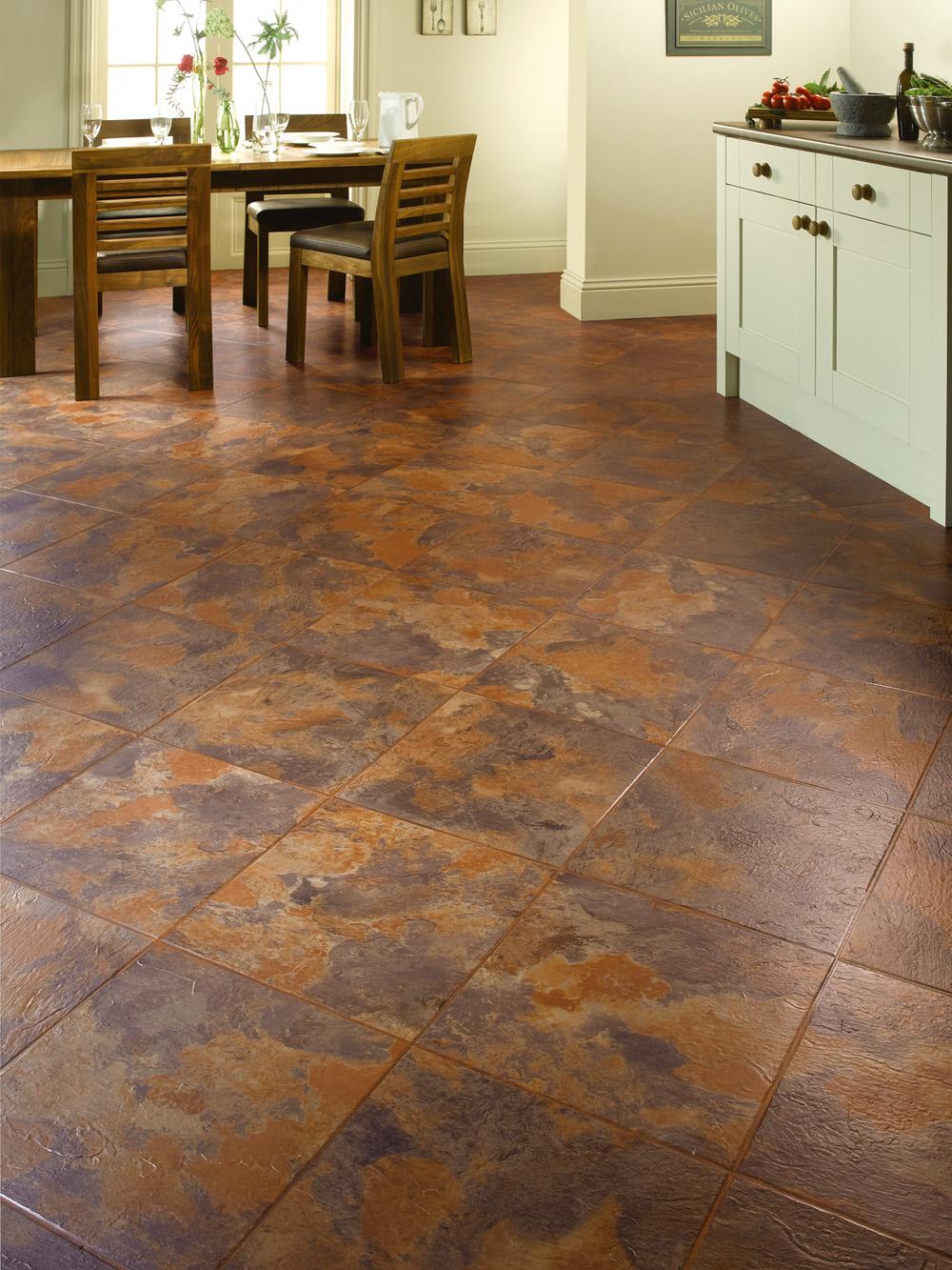 Karndean In Kitchens Gallery Homecraft Carpets