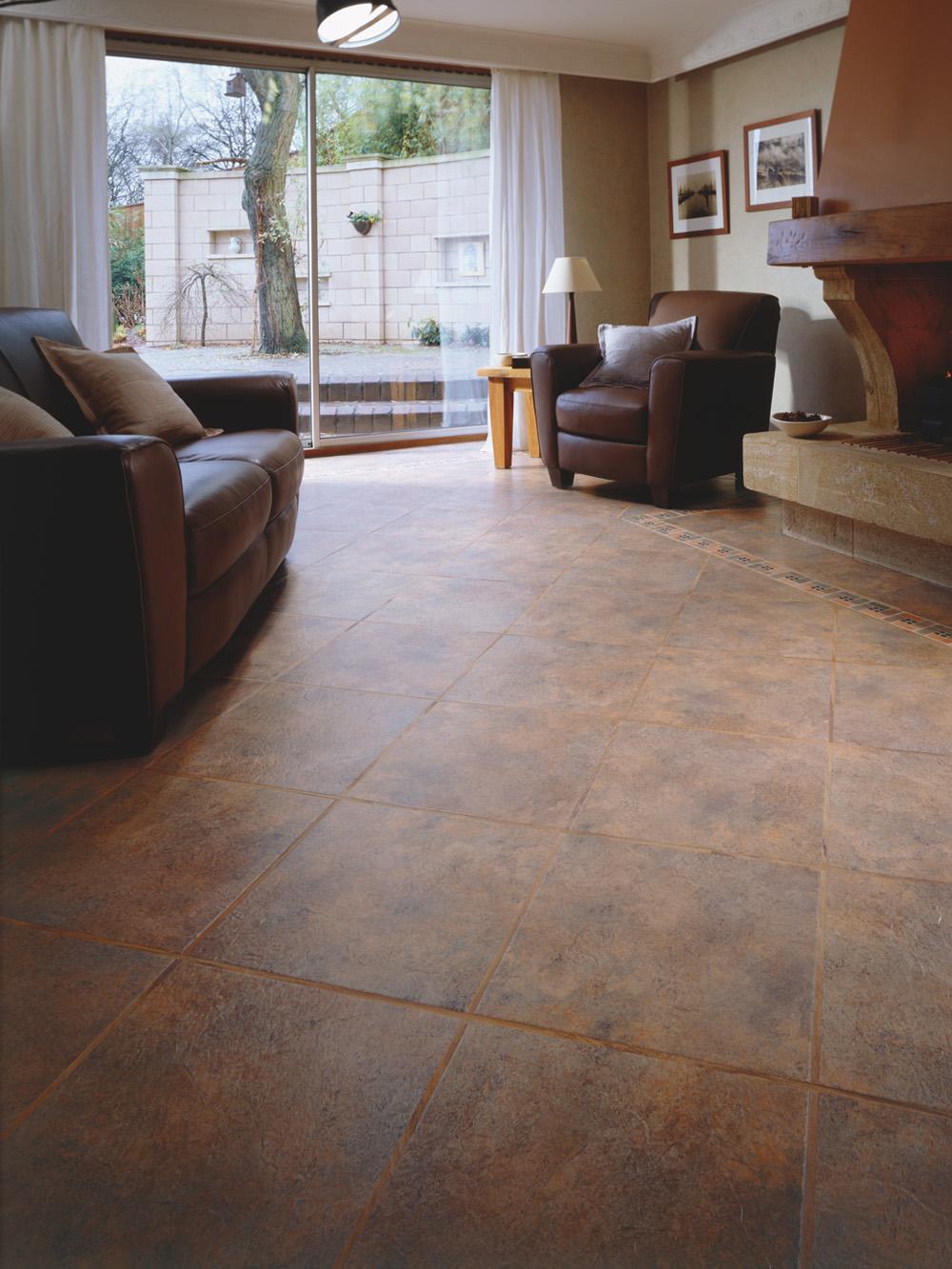 Karndean In Living Rooms Gallery Homecraft Carpets