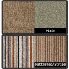 Carpet Designs - Plain Or Patterned
