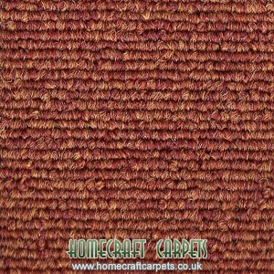 Rust Carpet Tile