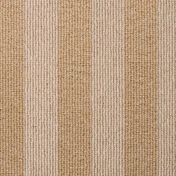 Wool Blocstripe Ochre String Bloc Homecraft Carpets