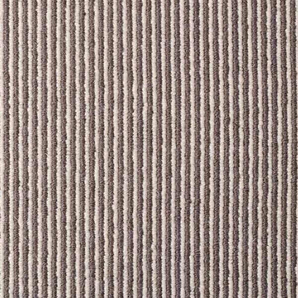 Wool Pinstripe Sable Bone Pin Homecraft Carpets