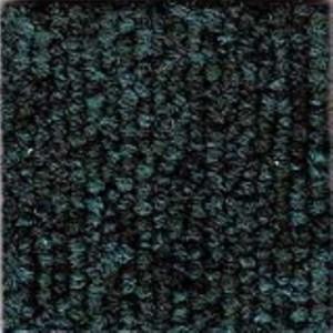 Dark Green Precision II Carpet Tile
