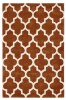 Arabesque Rust Rug