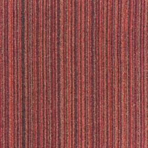 Terracotta Illusion Carpet Tile