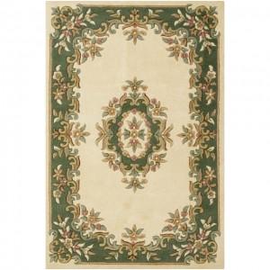 Cream Green - Royal Rug Collection