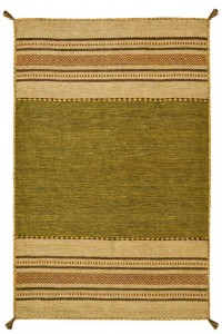 Olive Kelim Rug Collection