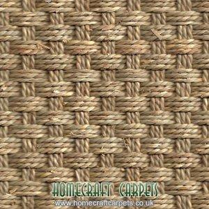 Fine Seagrass Basketweave