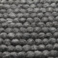 Cobble Rug, Grey Colour