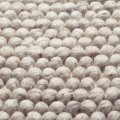 Light Beige Cobble (Lumped) Rug