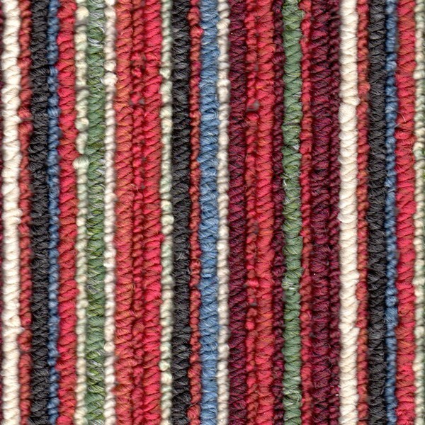 Contemporary Stripe Poppy Homecraft Carpets
